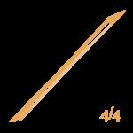 Arcos para cello 4/4