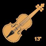 """Violas 13"""""""