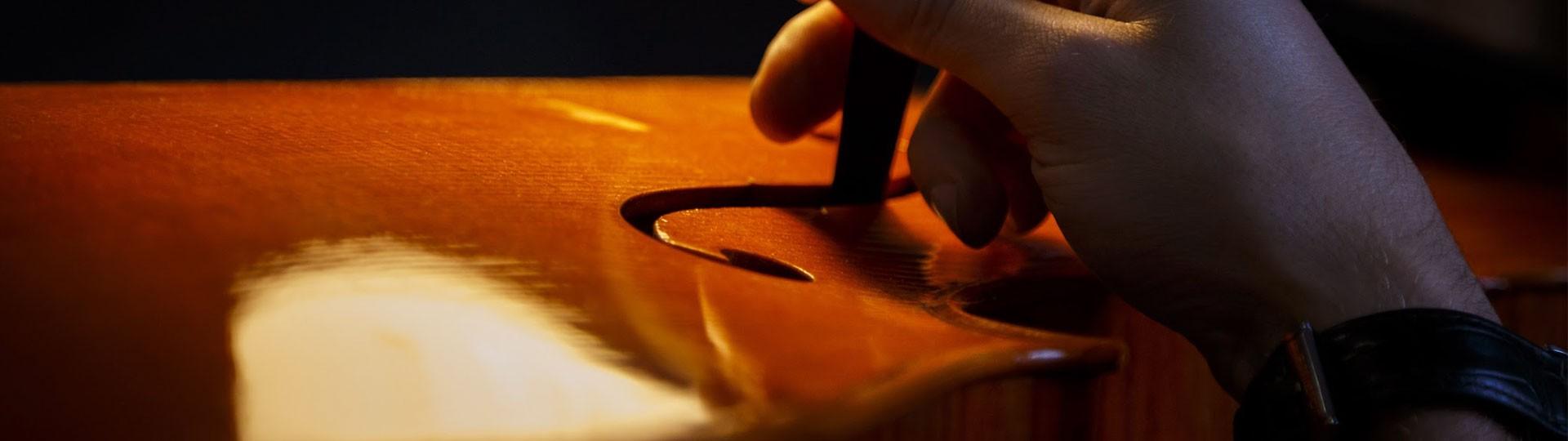 Instrumentos perfectamente ajustados en sonido y comodidad